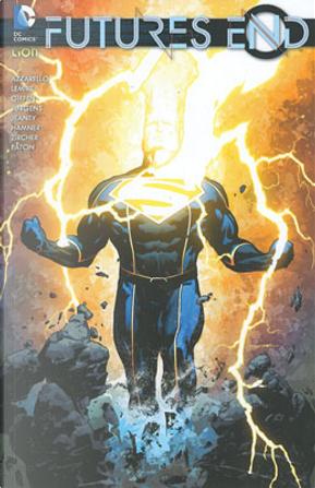 Futures End vol. 5 by Brian Azzarello, Dan Jurgens, Jeff Lemire, Keith Giffen