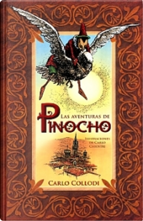 Las aventuras de Pinocho by Carlo Collodi