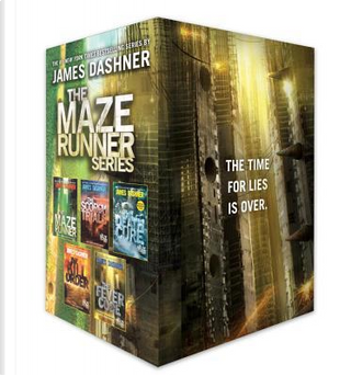The maze runner. Series complet by James Dashner