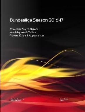 Bundesliga 2016-17 by Simon Barclay