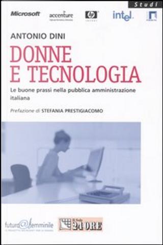 Donne e tecnologia by Antonio Dini