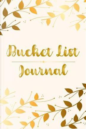 Bucket List Journal by Michelia Creations