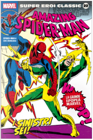 Super Eroi Classic vol. 22 by Stan Lee