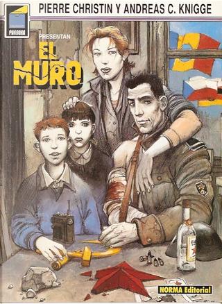 El Muro by Neil Gaiman, Pierre Christin