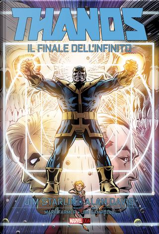 Thanos by Jim Starlin