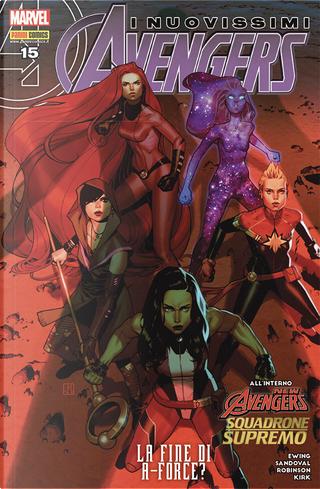 Avengers n. 64 by Al Ewing, G. Willow Wilson, Greg Weisman, James Robinson, Kelly Thompson