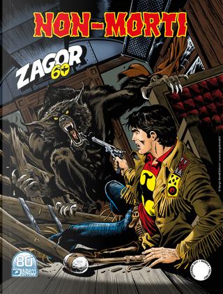 Zagor n. 674 (Zenith n. 735) by Jacopo Rauch