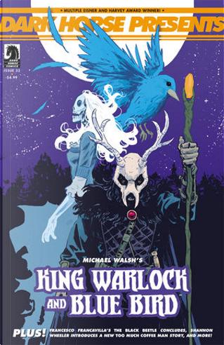 Dark Horse Presents Vol.3 #32 by Carla Speed McNeil, Chad Lambert, Jim Alexander, Michael Walsh, Patrick Alexander, Paul Levitz, Shannon Wheeler