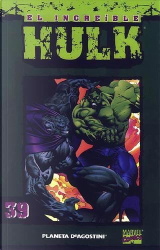 El Increíble Hulk. Coleccionable #39 (de 50) by Peter David