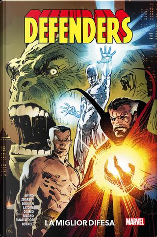 Defenders by Al Ewing, Chip Zdarsky, Gerry Duggan, Jason Latour
