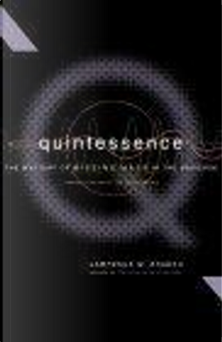 Quintessence by Lawrence Krauss, Lawrence M. Krauss