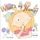 What's my name? HILLARY by Tiina Walsh