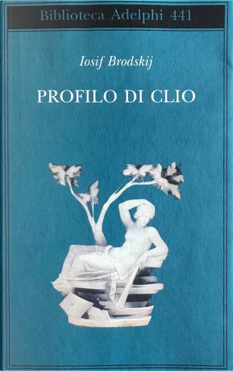 Profilo di Clio by Iosif Brodskij