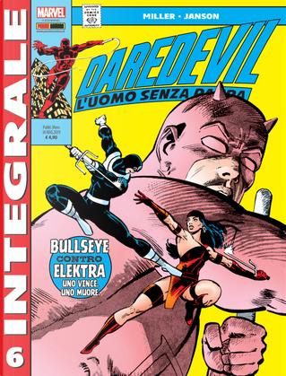 Daredevil Integrale vol. 6 by Roger McKenzie, Frank Miller