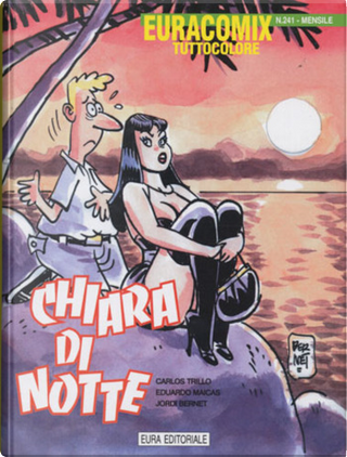 Chiara di notte vol. 10 by Carlos Trillo, Eduardo Maicas