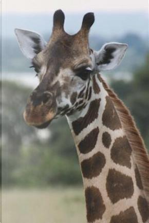 Ugandan Giraffe Journal by Cool Image Press
