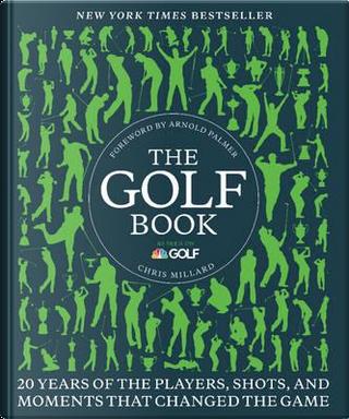 The Golf Book by Chris Millard