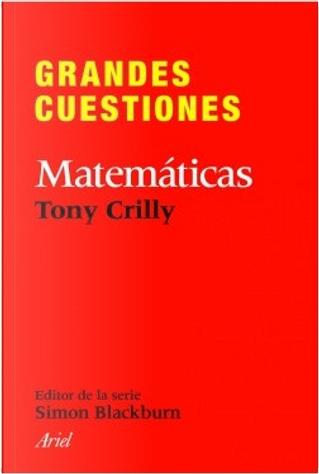 Matemáticas by Tony Crilly