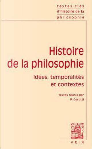 Textes Cles D'histoire De La Philosophie by Ferdinand Alquie
