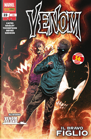 Venom vol. 40 by Donny Cates