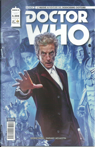 Doctor Who n. 24 by George Mann