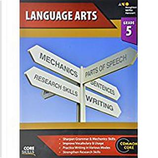 Core Skills Language Arts Grade 5 by Houghton Mifflin company
