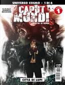 Caput Mundi – I mostri di Roma vol. 1 by Dario Sicchio, Michele Monteleone