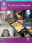 Top Hits from TV, Movies & Musicals Instrumental Solos by Alfred Publishing Staff