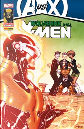 Wolverine e gli X-Men n. 13 by Christos N. Cage, Jason Aaron, Rick Remender