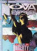 Nova Express n. 3 by Beb Deum, Dave Gibbons, Franco Saudelli, Frank Miller, Howard Chaykin, J.P.Dionnet, Lorena Canossa, Onofrio Catacchio, Roberto Baldazzini