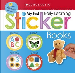 My First Sticker Box (Scholastic Early Learners) by Make Believe Ideas