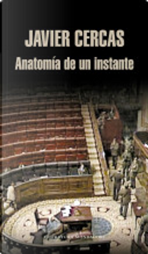 Anatomía de un instante by Javier Cercas