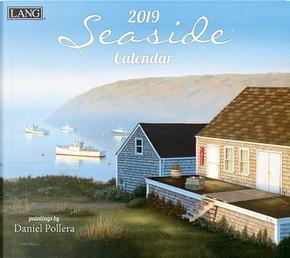 Seaside 2019 Calendar by Lang Holdings Inc.
