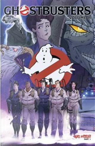 Ghostbusters 8 by Erik Burnham