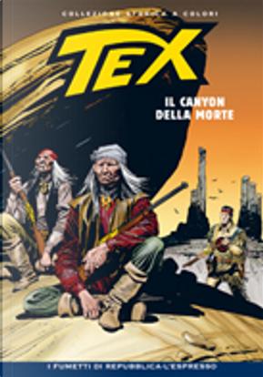 Tex collezione storica a colori n. 182 by Aurelio Galleppini, Claudio Nizzi, Gianluigi Bonelli, José Ortiz, Mauro Boselli, Victor De La Fuente