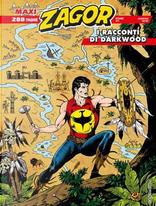 Maxi Zagor n. 31 by Gabriella Contu, Luigi Mignacco, Marcello Toninelli, Moreno Burattini, Paolo Di Orazio