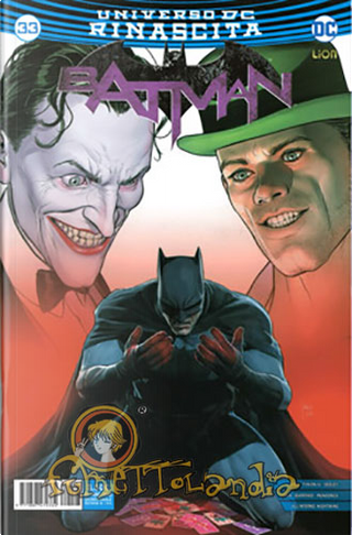 Batman #33 by Tom King