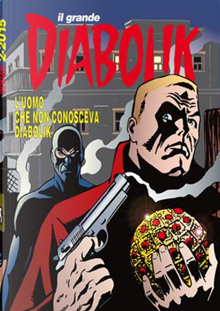 Il grande Diabolik n. 37 by Mario Gomboli, Tito Faraci