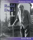 Roald Dahl by Jason Hook