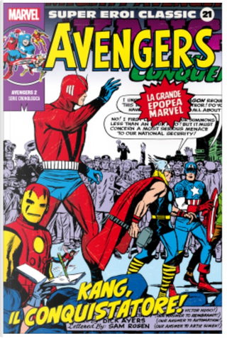 Super Eroi Classic vol. 21 by Stan Lee