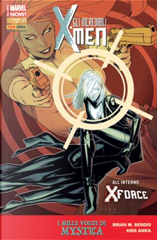 Gli incredibili X-Men n. 305 by Brian Michael Bendis, Simon Spurrier, Steven Grant, Todd DeZago