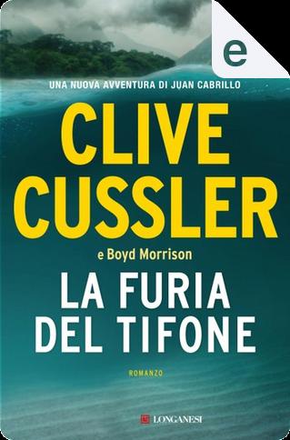 La furia del tifone by Clive Cussler, Boyd Morrison