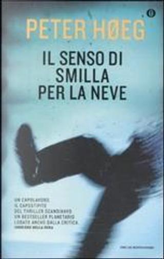Il senso di Smilla per la neve by Peter Hoeg