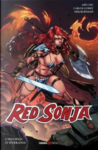 Red Sonja vol. 7 by Amy Chu, Erik Burnham