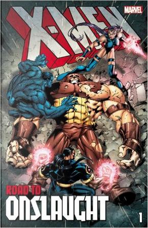 X-Men: The Road to Onslaught, Vol. 1 by Fabian Nicieza, Howard Mackie, J. M. DeMatteis, Matt Idelson, Ralph Macchio, Scott Lobdell