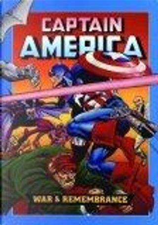 Captain America by Roger Stern, Roger McKenzie, Don Perlin, Joe Rubenstein, John Byrne