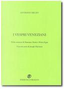 I vespri veneziani by Anthony Hecht