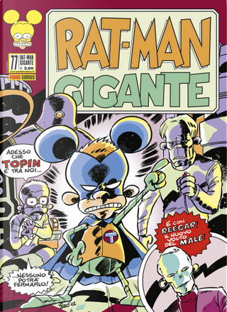 Rat-Man Gigante n. 77 by Leo Ortolani