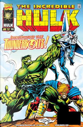 The Incredible Hulk vol. 1 n. 449 by Peter David