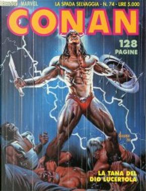 Conan la spada selvaggia n. 74 by Charles Dixon, Michael Fleischer